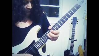 Van Halen - Not enough (Guitar cover) #CrisOliveira