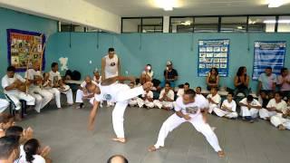 Iúna grupo de capoeira Clarão da Lua