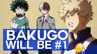 Why Bakugo Will Be the Next NUMBER 1 HERO!!! width=