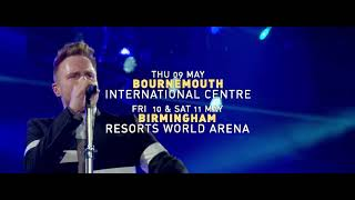 Olly Murs ALL THE HITS UK TOUR