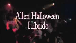Allen Halloween - Marmita boy