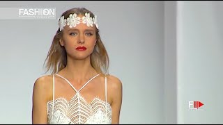 IBIMODA - Suen o de una noche de verano Highlights SS 2018 Madrid Bridal Week - Fashion Channel