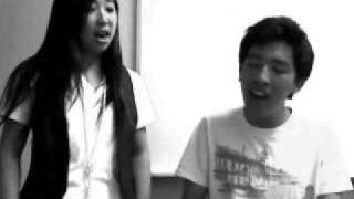 High School Musical 3 - Right Here Right Now (Duet Cover)
