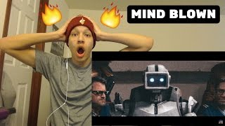 Logic reveals NEW ALBUM COVER and RELEASE DATE Reaction!!