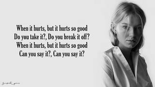 Hurts So Good - Astrid S (Lyrics)