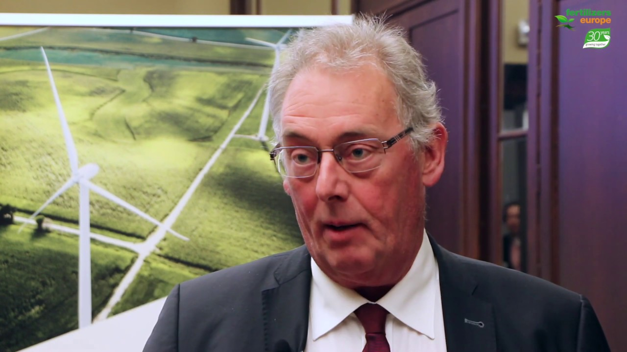 AD Van Wijk – Fertilizer Industry to work together with the energy sector for a decarbonised EU