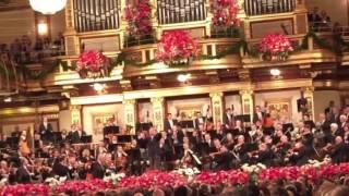 Zubin Mehta Concert Nouvel An 2015 Le Finale Marche de Radetsky