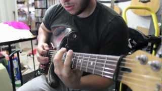 Jazz Fusion II V I Licks - Camilo Velandia