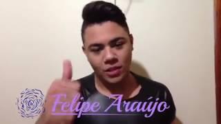 Felipe Araujo dia 22 de Abril em Araguaína-TO Festa do PADO