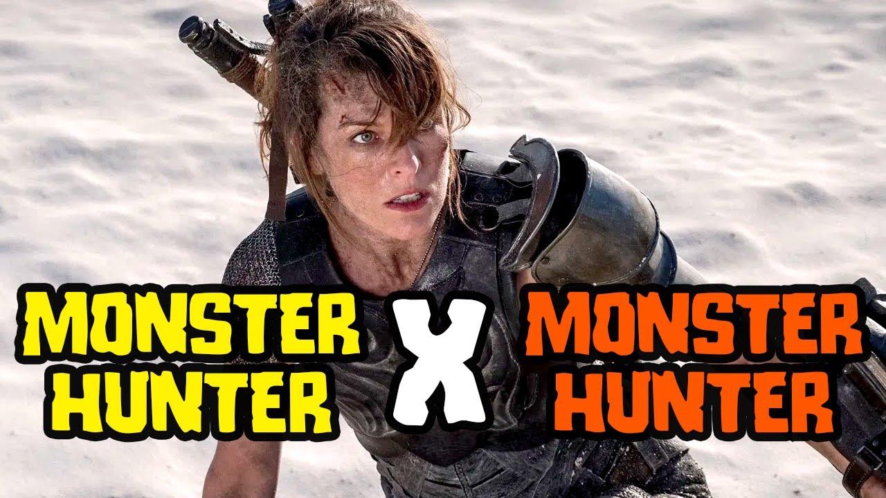 Rurikhan - Monster Hunter World Iceborne Crossover with Monster Hunter Movie