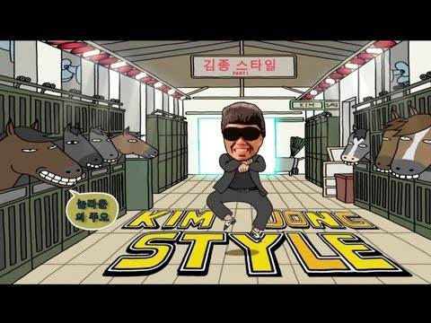 PSY - GANGNAM STYLE (강남스타일) PARODY! KIM JONG STYLE ...