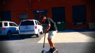 "Joe Thomas ""Radical Scooter Maneuvers"" 2012"