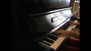 Spektrem - Shine - Original piano cover