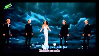 When You Tell Me That You Love Me   Diana Ross &Westlife Kara & VietSub clip28