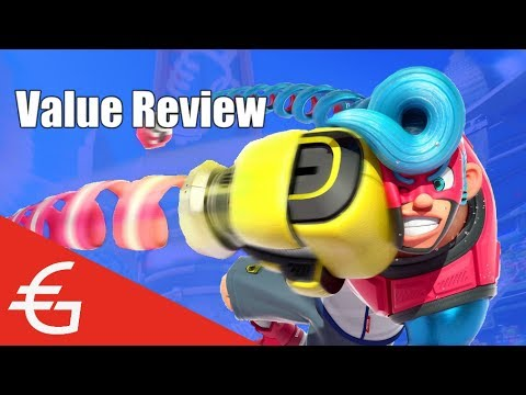 WTFF::: ARMS Review