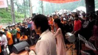 Pammi Live Kuldeep Sharma Nati King Munni Badnam Hui At Chaupal, Shimla