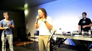 KARA - Falar de mim (ao vivo) no TMG