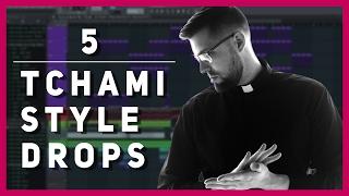 Tchami Style Drops IN FL Studio 12 ( + Flp + Presets )