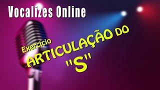 Aquecimento Vocal - Vocalize n º04 - SA SE SI SO SU ...
