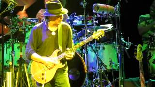 Carlos Santana and Cindy Blackman. Corazon Espinado. @House of Blues . 30 May 2015. HD