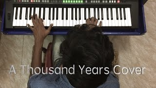 A Thousand years cover  -AIRO Records
