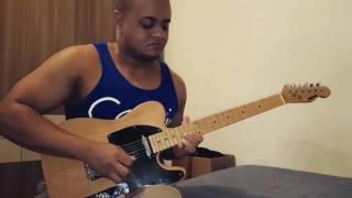 Bruno Mars - Versace on The Floor Solo Cover | Márcio Pereira
