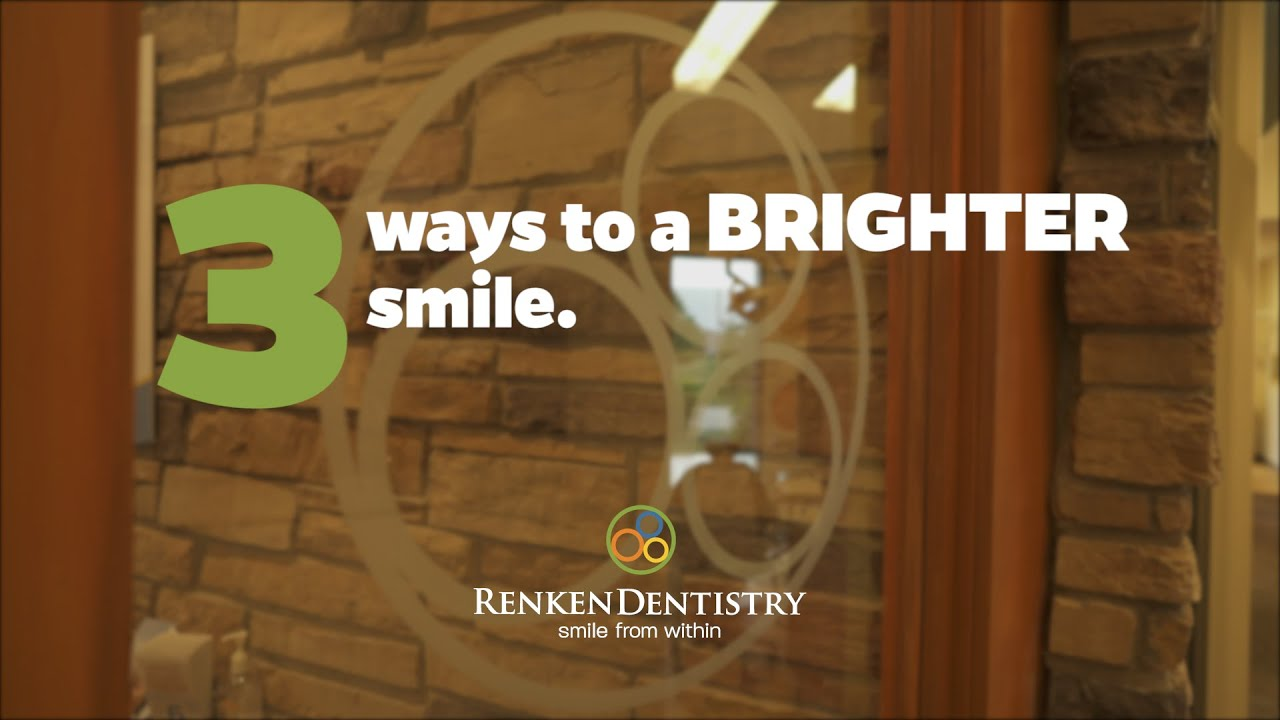 Gift yourself a whiter, brighter smile