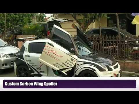 Suzuki Swift Modified - Video Media Watch