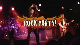Rock Party! 70s 80s Rock Dance Band - Los Angeles