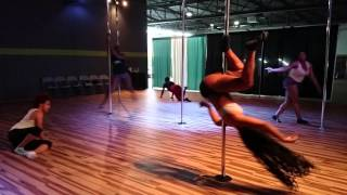 Pole Play - LSG - My Body