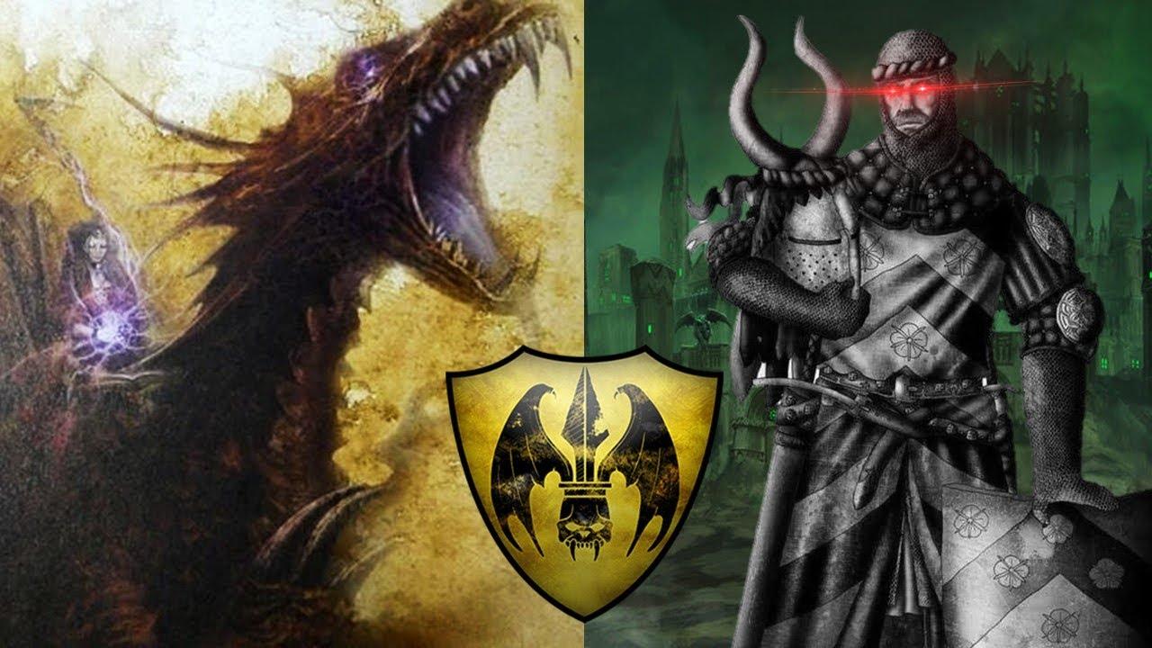 milkandcookiesTW - ELSPETH von DRAKEN vs. MALLOBAUDE the Serpent - The Rise of Shyish - Total War Warhammer 2
