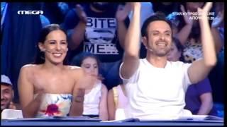 Dansing Junior 2 Georgiana Live 2
