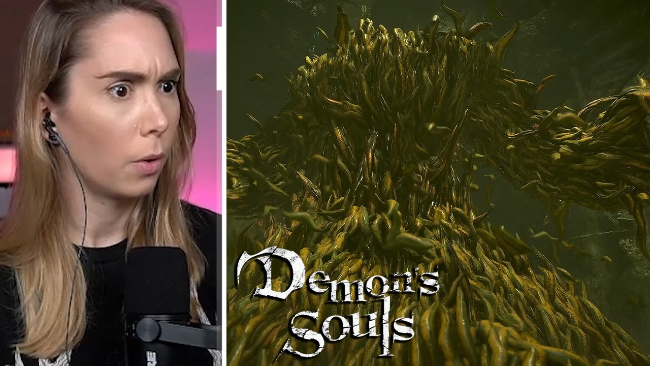 Gab Smolders - Why leeches!? - Demon's Souls [4]