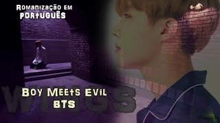 BTS - Boy Meets Evil 'WINGS' [Romanização Exclusiva | Legendado PT-BR]