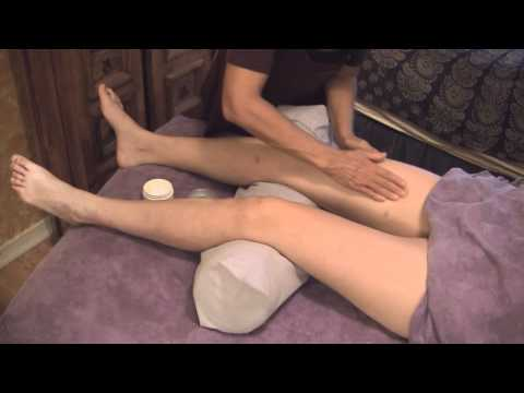 Leg & Thigh Massage: Full Body Massage Therapy Techniques 8 ...