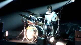 Soundgarden - 2. Matt Cameron Abusing the Drums (Dallas, TX, 10-26-2011)
