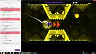 Geometry Dash [Demon] Exploring Space by Sumsar