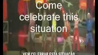 Eurovision Song Contest Portugal - Homens da Luta - A Luta é Alegria (Legendado)