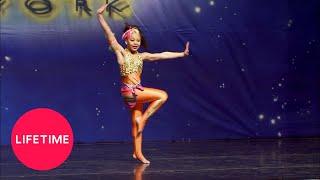 "Dance Moms: Nia's ""You Do"" Jazz Solo (Season 1 Flashback) | Lifetime"