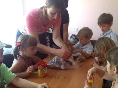 Ukraine Poltava Sunday school