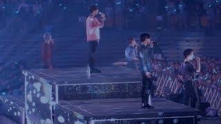 160902 선녀와나무콘 투명 우산(Don't let me go) @ SWC5 in Seoul