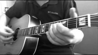 Lie (Folk Guitar) - 거짓말(조항조)