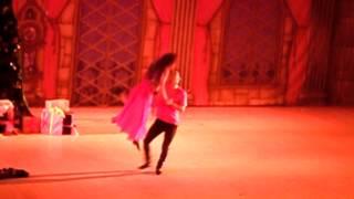 Aisha Dincer e Samuel Paula- Zouk- Teatro Nacional