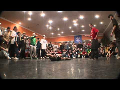 East side b-boys vs Vanilla and Lucy Sky