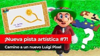 ¡Nueva pista artística #7! | Super Mario Odyssey para Nintendo Switch