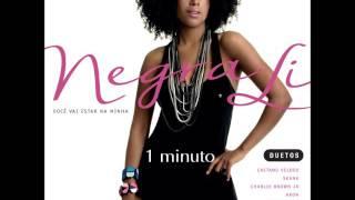 Negra Li e D'Black - 1 Minuto (Áudio)