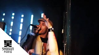 Friction vs Camo & Krooked - Stand Up ft Dynamite MC (Official Video)