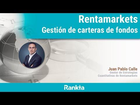 En este webinar vamos a conocer el proceso de selección con el que Rentamarkets elabora sus carteras de fondos, las de mejor relación rentabilidad/riesgo este año en España