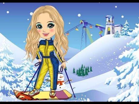 Dora kar ile oynuyor - Giysi Giydirme Oyunları - Kikirti.com