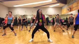Zumba Fitness Choreography Mueve La Cintura (Punta) El Chevo Ft. Papayo.